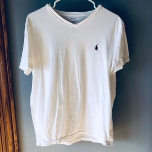 Polo by Ralph Lauren white t-shirt